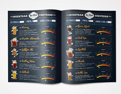 Cervecería Artesanal - LES AMIS