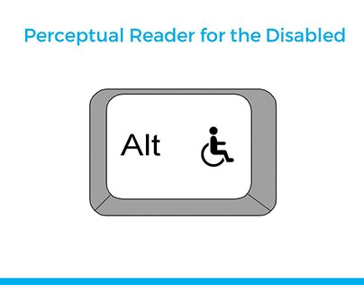 Alt - A Perceptual reader environment for the Disabled