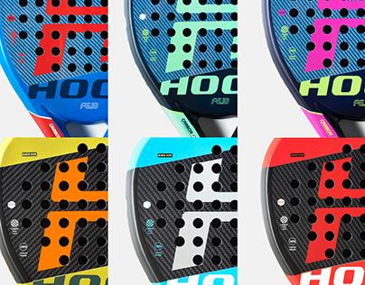 Hook Pádel H30/H40
