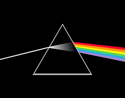 Pink Floyd. Landing page about the band's discography