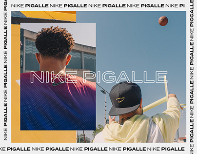 Nike & Pigalle