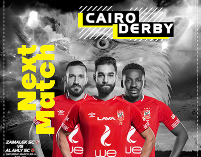 CAIRO DERBY | MATCH CARD