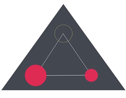 GSAP SVG - Experimental triangle
