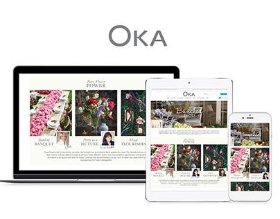 OKA / Furniture Company / Digital Advertising