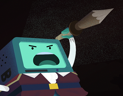 BMO the Vampire Hunter