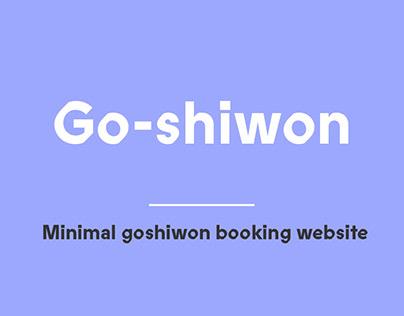 Go-shiwon