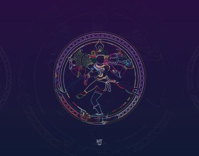 Nataraja | Vector Illustration