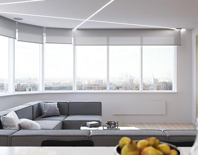 170 m2 apartment