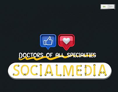 Social media for doctor