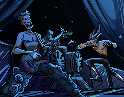 Sequential Art 5 - The Gig
