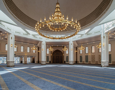 MASJID INTERIOR PHOTOGRAPHY