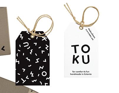 TOKU shoes brand
