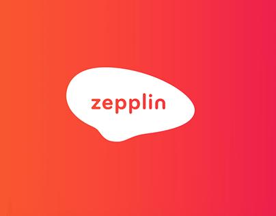 Zepplin - Branding