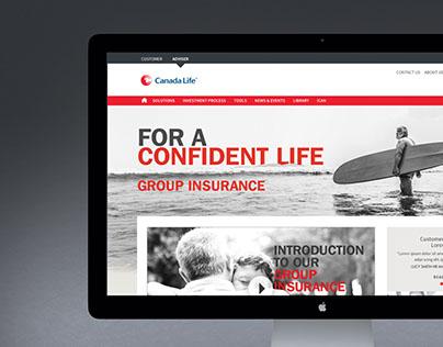 Canada Life Rebrand