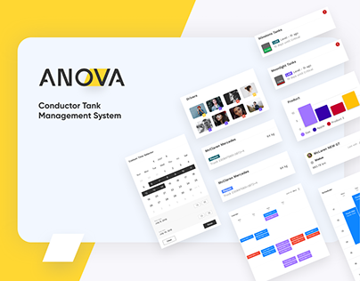 ANOVA — Conductor Tank Management System
