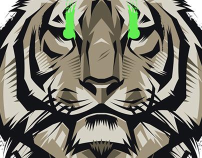 Wild animal series