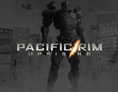 Pacific Rim Uprising Look Book Style & Licensing Guide