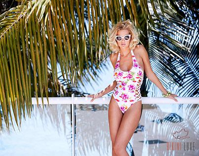 BikiniLuxe Boutique Campaign