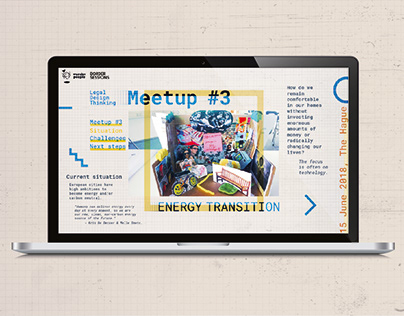 Web-presentation Design