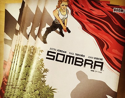 SOMBRA covers