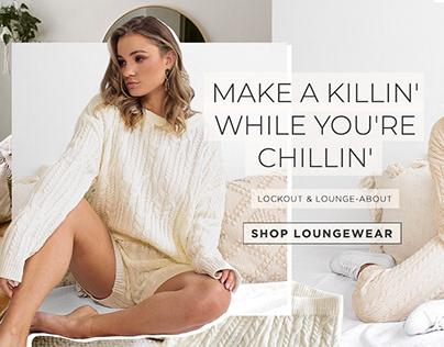 Loungewear -May Campaign