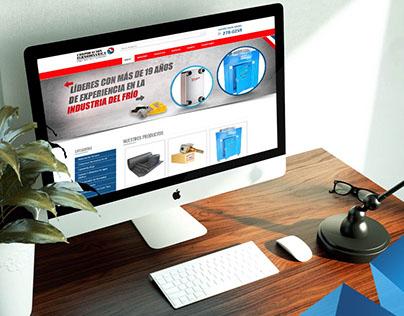 Catálogo Web Corporación Termodinámica