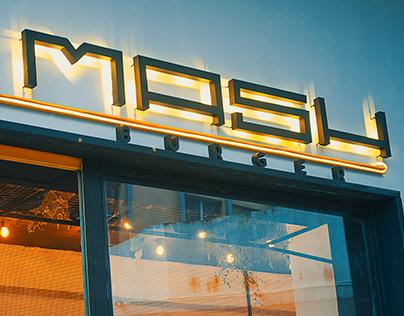 Mash Burger - Naming & Branding
