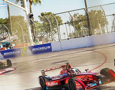 Formula E Long Beach