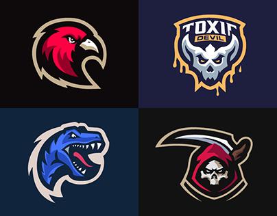 Mascot Logos Vol. 1