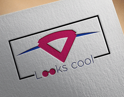 Fashion Company Logo. LOOKS COOL
