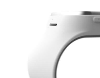 2010 Mobile ECG measurement instrument