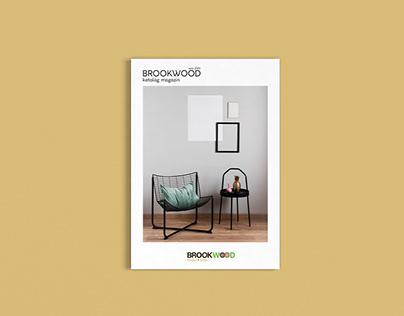 BrookWood Magazine Catalogue Design