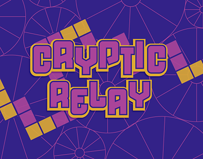 Cryptic Relay // Board Game