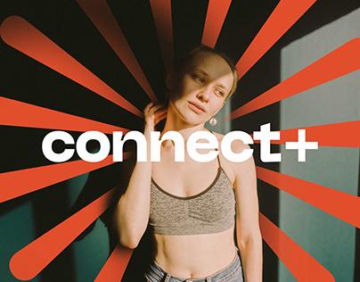 connect+ | branding