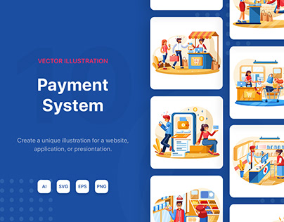 Payment System Illustrations