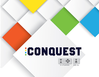 Conquest : Strategy Board Game