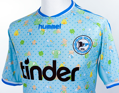 Farewell Gift - Bespoke Football(Soccer) Shirt