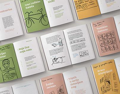 Početnica za konceptualce — Book design