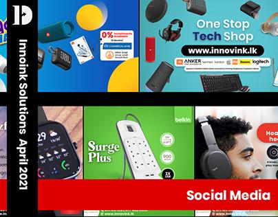 Innovink Solutions | Social Media | April 2021