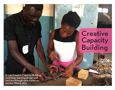 Creative Capacity Building