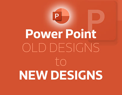 Power Point Projects Old to New Concepts