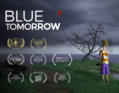 Blue Tomorrow 2018   short animated