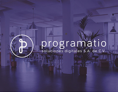 Programatio - Branding Project