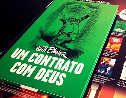 Um Contrato com Deus - Will Eisner
