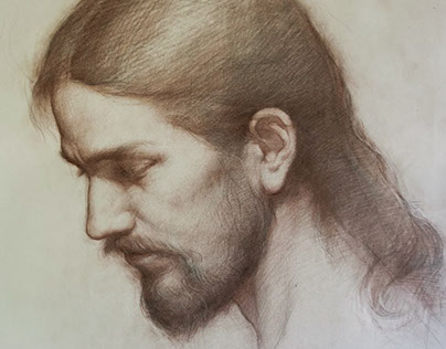 Study for Head of Christ