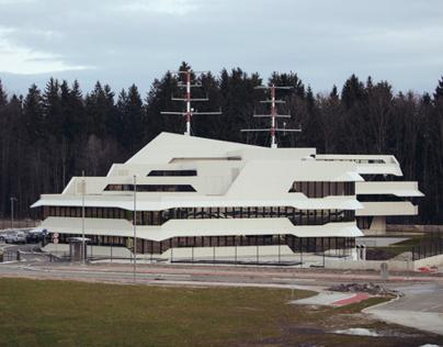Air Traffic Command Center (Brnik, Slovenia)