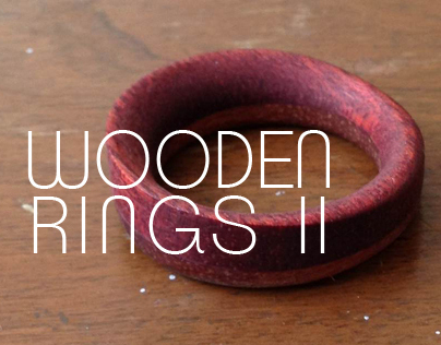 wooden rings II