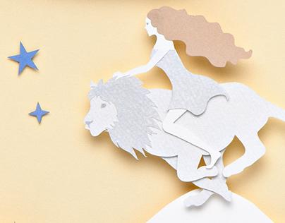 FRaU Astrology paper illustration 4