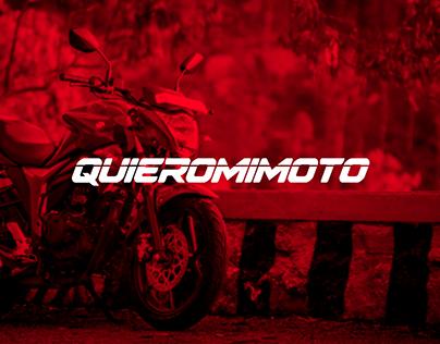 Quiero Mi Moto, Web Design & Social Media