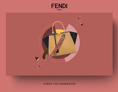 Fendi Strap You Generator